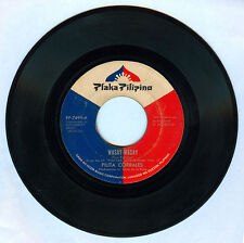Philippines PILITA CORRALES Wasay-Wasay OPM 45 rpm Record