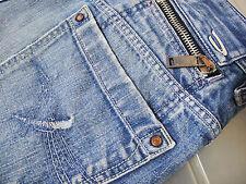 100%AUTHENTIC DIESEL @ ONIJO 70Z Slim STRAIGHT Jeans 31 x 32  (Fit like 31 x 31)