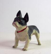 alte Wiener Bronze - Bulldogge - sehr schön