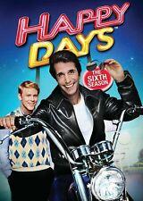HAPPY DAYS the complete sixth season series 6. USA region 1. New sealed DVD.