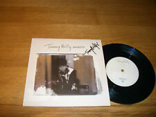 """Tommy Reilly-Jackets.7"""" signed"""