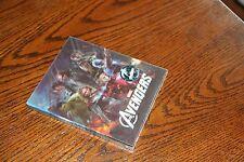 The Avengers Blu-ray Lenticular Steelbook (Nova Media Exclusive)