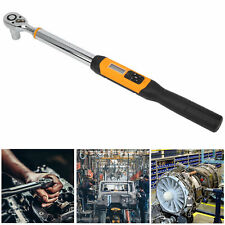 1/2In 10-200 Nm Swj4-200 Digital Torsion Wrench Display Spanner Key Hand Tools