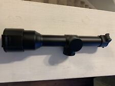 Nikon Force Xr Fxr 2X20 Pistol Scope With Caps Very Nice Condition