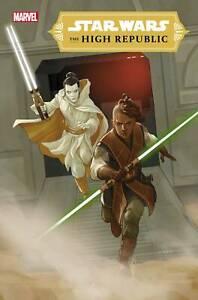 Star Wars High Republic #8 - Noto, Main - Presale (8/11/2021)