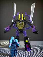 Transformers Takara Legends Lg-47 KICKBACK complete legends