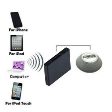 Wireless Bluetooth Transmitter A2DP Receiver Audio Music Adapter For iPhone/iPod
