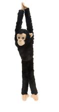 "NEW Wild Republic Hanging Monkey 20"" Chimpanzee Soft Toy Cuddly Teddy 15260"