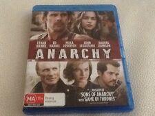 Anarchy / Ethan Hawke Region B Blu-Ray