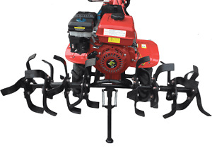 Motozappa 7 hp traz. dir. bagno olio e fresa 105 cm reg. acc.elettrica super kit