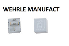 MANUFACT Wehrle ABS Relay 431 951 253 D
