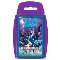 Independent & Unofficial Top Trumps Guide to Fortnite - Top Trumps Card Game