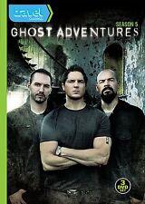Ghost Adventures Season 5 TV Series Region 1 New DVD (3 Discs)