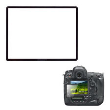 LARMOR GGS Self-Adhesive Optical Glass LCD Screen Protector for Nikon D90