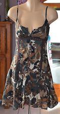 LA FÉE MARABOUTÉE -Magnifique robe camouflage - TAILLE 36 - EXCELLENT ÉTAT