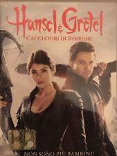 HANSEL E GRETEL CACCIATORI DI STREGHE Dvd