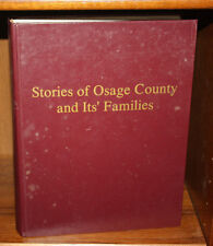 Osage County, Kansas-Family History-Genealogy-Stories of Its' Families-Bios