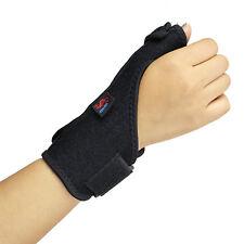 Medical Arthritis Use Wrist Thumb Left Hands Splint Support Brace Stabiliser