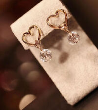 Rhinestone Hook Beauty Fashion Earrings