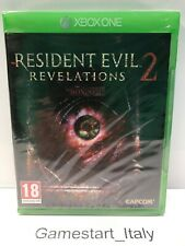 RESIDENT EVIL REVELATIONS 2 BOX SET - XBOX ONE - GIOCO NUOVO SIGILLATO PAL UK