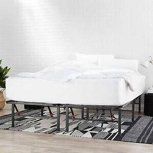 "AmazonBasics Foldable, 14"" Metal Platform Bed Frame Twin XL"