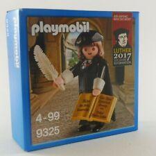 22989 Playmobil 9325 Martin Luther en Boite Neuve Exclu Allemagne
