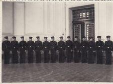 1951 Handsome young teen boys men Cadet school parade uniform guys Russian photo