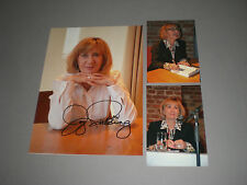 Joy Fielding  novelist  signed autograph Autogramm 8x11 photo in person