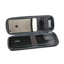 Hard EVA Travel Nylon Case for Anker PowerCore+ 26800 Premium Portable Charger
