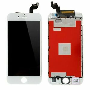 Lcd Touch Screen Ricambio Display Tecnologia JK5 Apple Iphone 6S A1633 Bianco