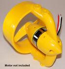 ROV thruster 3D ABS printed nozzle for DT700 motor DIY ROV kayak surf 4 kg trust