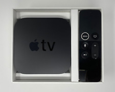 Apple TV 4K 32GB - Mediaplayer - inkl. 2 Jahre AppleCare Garantie - wie NEU