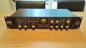 TL Audio Ebony A2 - Discrete Class A and Tube Stereo Processor - Mint Condition