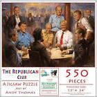 The Republican Club 550 Pc Jigsaw Puzzle By SunsOut For Sale