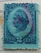 U.S. Revenue Documentary stamp scott r152c - 2 cent issue of 1875 - vf