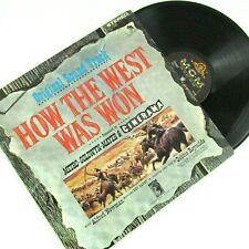 How The West Was Won Original Sound Track LP 1E5 1SE5 Gatefold Debbie Reynolds