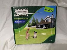 As-7 100% Wireless Pet Protection System Wireless Dog Fence