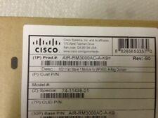 Cisco Aironet 3600 Series AIR-RM3000AC-A-K9 Wireless AC Module 802.11ac New Box