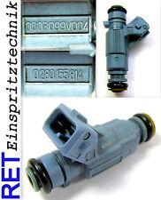 Einspritzdüse BOSCH 0280155814 Smart MC01 0,6 0,7 gereinigt & geprüft