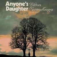 "ANYONE'S DAUGHTER ""PIKTORS VERWANDLUNGEN (HERMANN HESSE) REMASTER"" CD NEU"