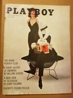 PLAYBOY SEPTEMBER 1961 * Good Condition * Free Shipping USA