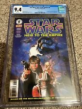 Star Wars: Heir to the Empire #6 CGC 9.4 (Mara Jade)