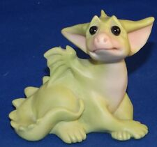 """Whimsical World of Pocket Dragons """"In Trouble Again"""" Real MusGrave"""