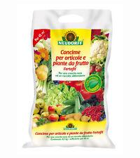 Concime per orticole e piante da frutto Neudorff 4,5 kg