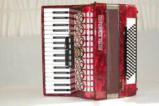 Piano accordion akkordeon fisarmonika ROYAL STANDARD CAPELLA  80 bass