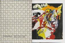 Sotheby's, Modern & Contemrorary Art 2008, Catalogue Appel Arman Bogard Bram...