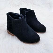 Toddler Girls Boots Size 9 Unity Fashion Cat & Jack Black New