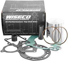 Wiseco Kawasaki KX85 KX 85 Top End Rebuild Complete Piston Gasket Kit STD 48.5mm
