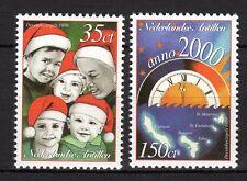 Dutch Antilles - 1999 Christmas / New Year Mi. 1048-49 MNH