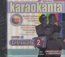 Alejandro Fernandez Carlos Mata Intocable De Telenovela 2 Karaoke Nuevo sealed